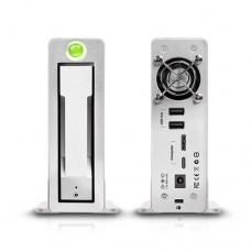 CalDigit 加州数位 AV Pro 2 USB-C 多功能桌面硬盘带HUB 3TB