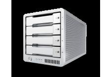 CalDigit 加州数位 T4 Thunderbolt™ 3 雷电3 RAID5磁盘阵列 32TB