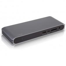 CalDigit加州数位 USB-C Pro Dock Thunderbolt 3扩展坞 (0.7m - 太空灰)