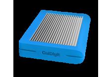 CalDigit 加州数位 Tuff USB-C 保护性移动硬盘   2TB  蓝色