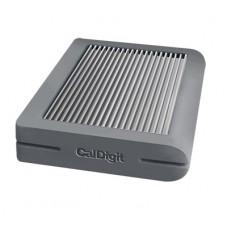 CalDigit 加州数位 Tuff USB-C 保护性移动硬盘   2TB  灰色